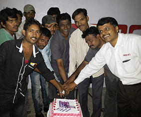 Limca Book of Record event celebration
